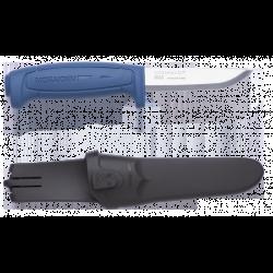 Нож Morakniv Basic 546, нержавеющая сталь, синий