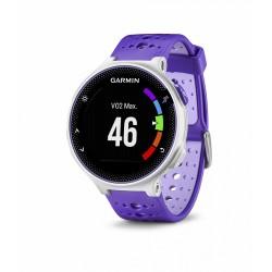 Спортивные часы FORERUNNER 230 бело-фиолетовые
